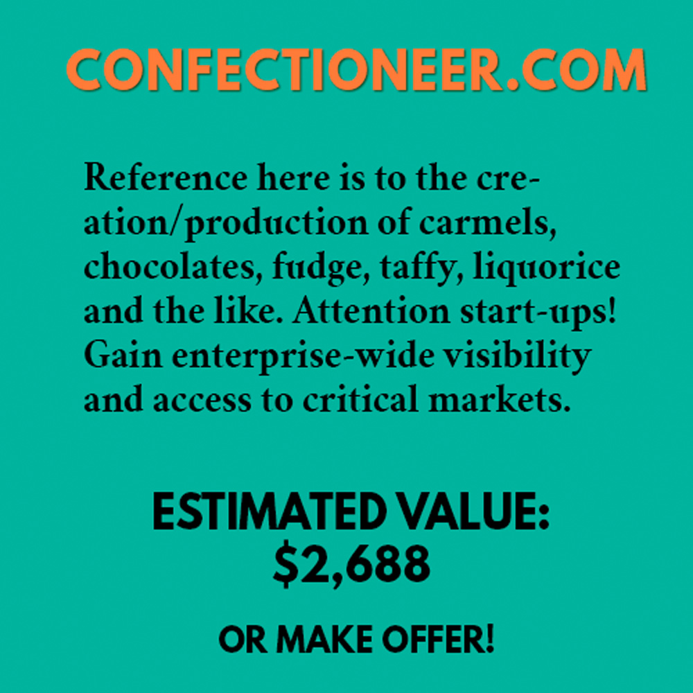 CONFECTIONEER.COM