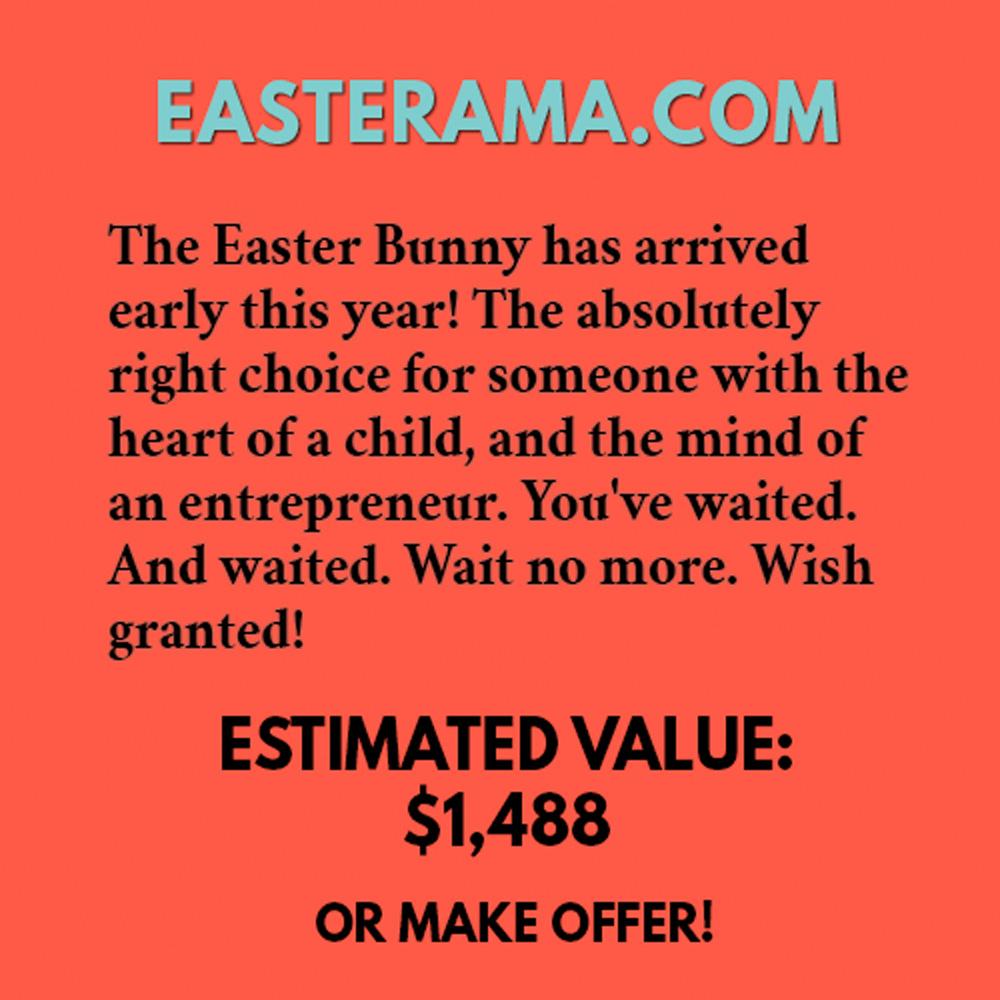 EASTERAMA.COM
