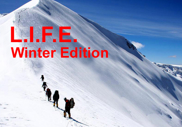 SIGN UP FOR L.I.F.E. - WINTER EDITION