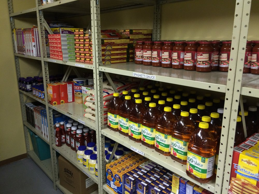Food Pantry Covenant Community Presbyterian Church