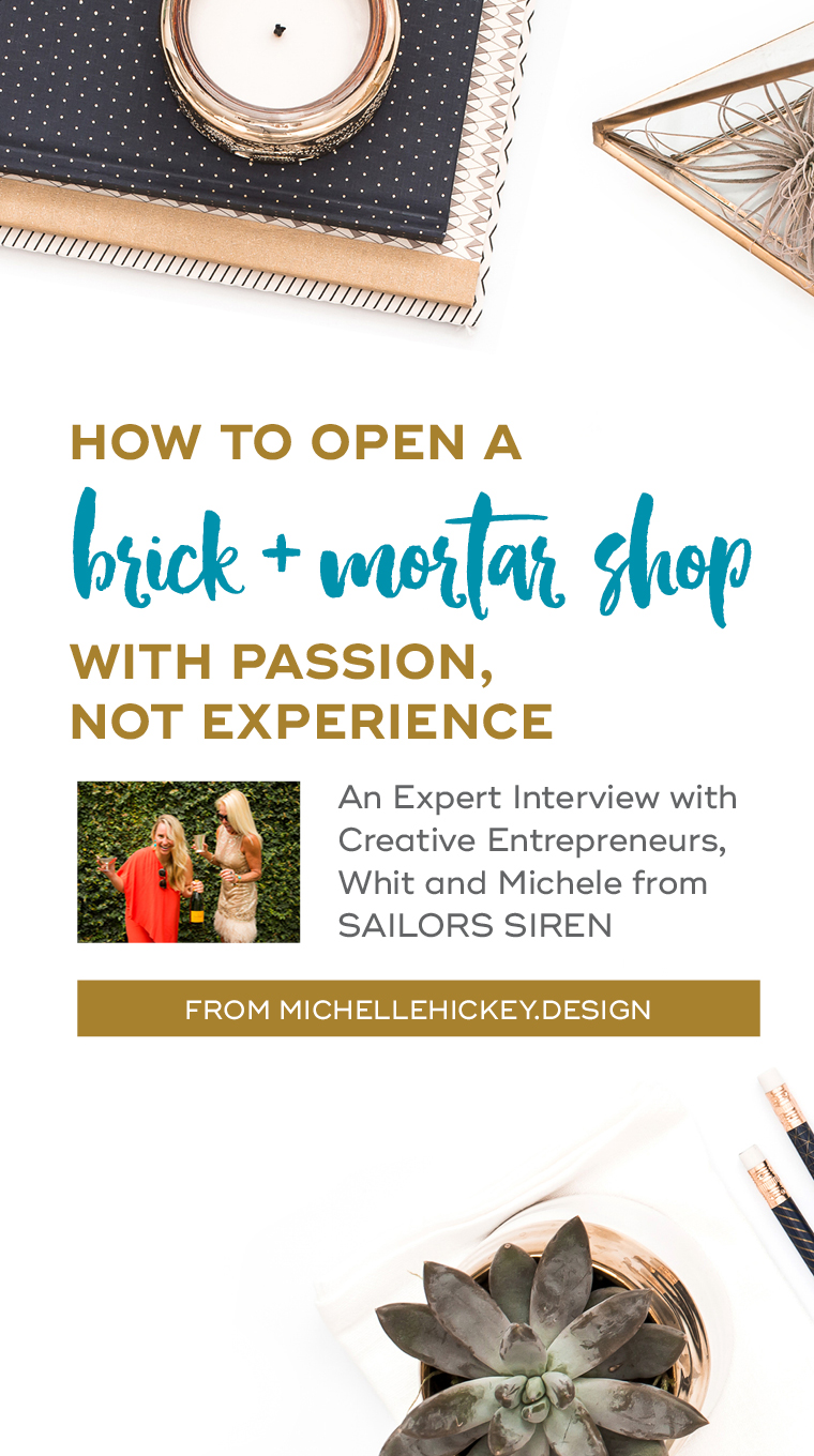 Sailors Siren How to open a brick and mortar shop jacksonville beach