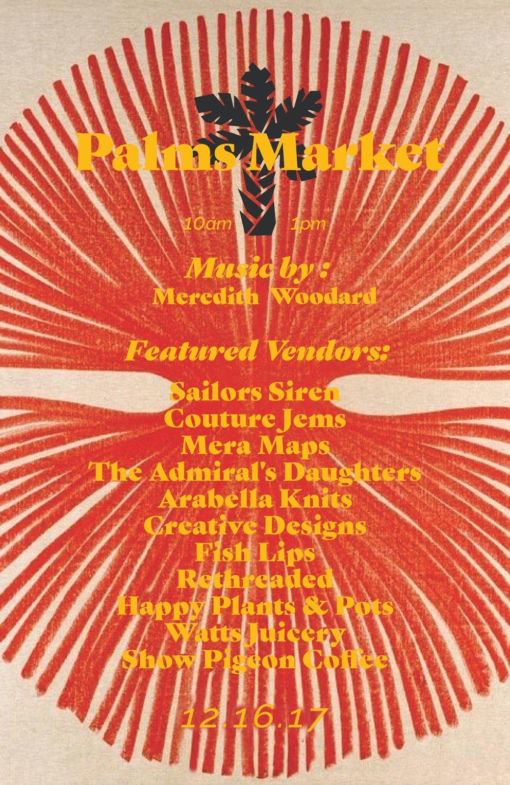 Hotel Palms Palms Market Sailors Siren