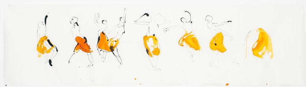 "Antonia Bruce - ""Dancers"""