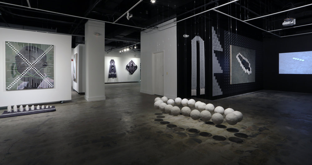 Installation Photo by Anthony Alvarez