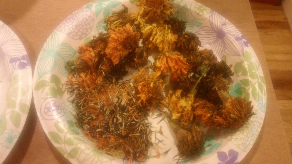 Heritage Marigold Seeds