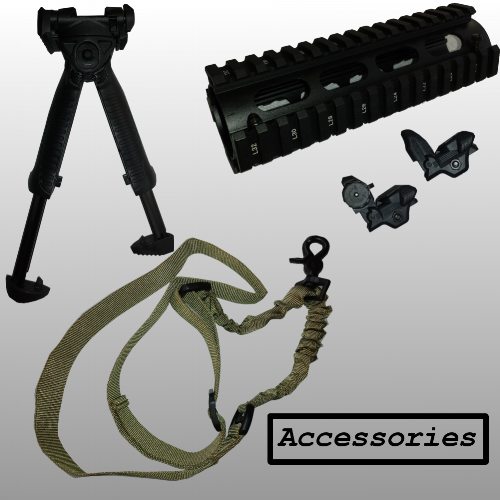 The Odds and Ends of AR Accessories