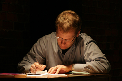 Writing a film script    Overview: The course teaches students to write a dramatic text for film and TV.   Saturday and Sunday