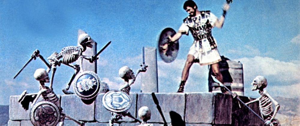 Some of Ray Harryhausen's work in Jason and the Argonauts (1963)