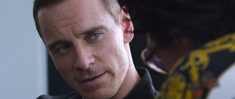 Michael Fassbender in  The Counselor (2013)