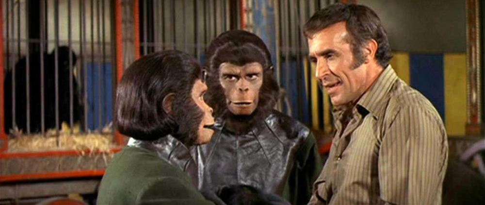 Fun Fact: Ricardo Montalban and William Shatner never appear in the same scene together.