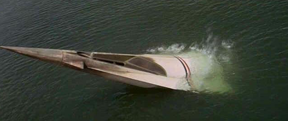 """""""Taylor's sunken ship? Oh yeah, we dredged it up, fixed it, and learned how to fly it in a matter of like three days."""""""
