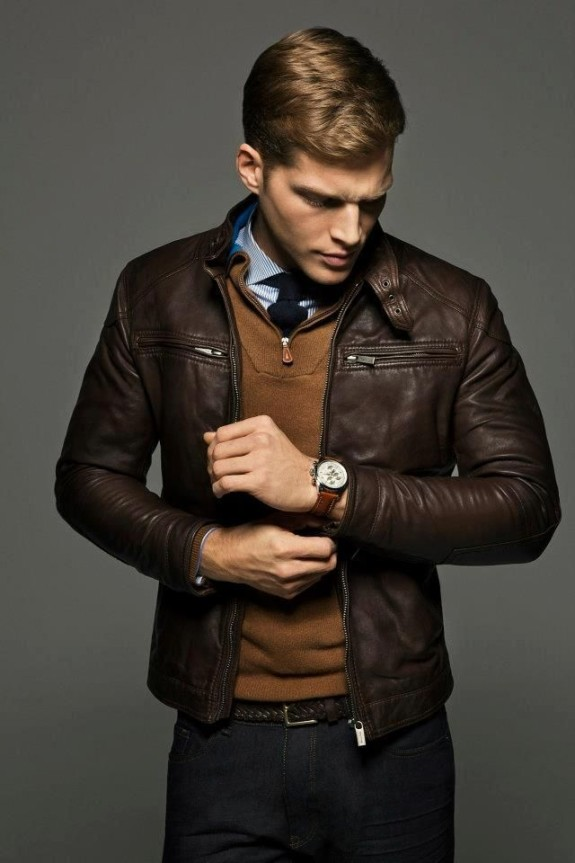 SEVEN WAYS TO WEAR A LEATHER JACKET03