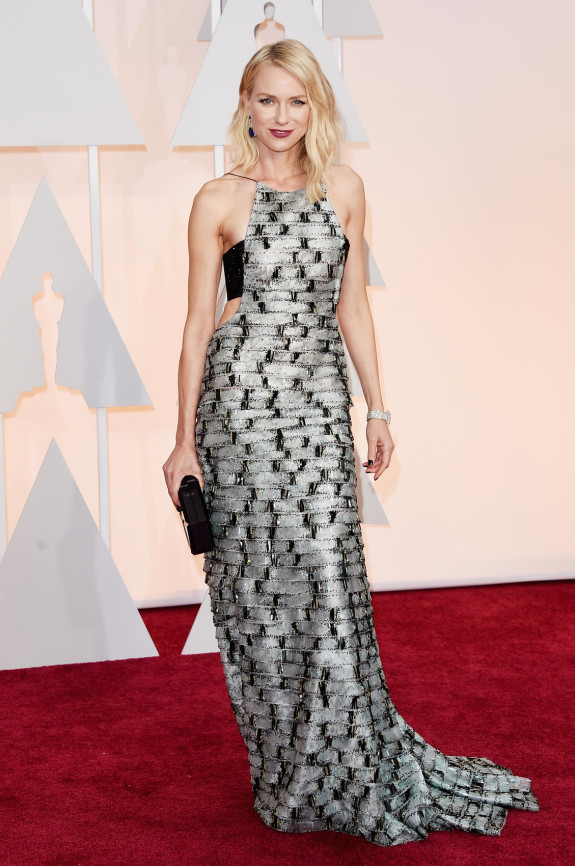 BEST PATTERN: Naomi Watts in Armani & Keira Knightley in Valentino