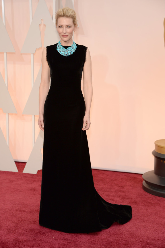 BEST COLOR: Cate Blanchett in Margiela Couture
