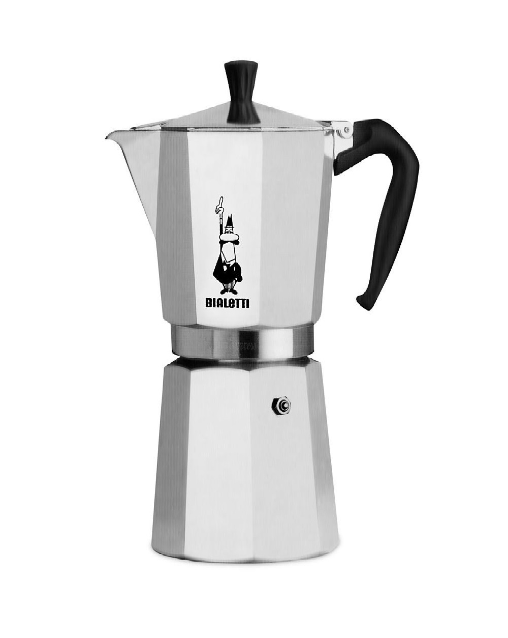 """La moka express"" coffee pot (Bialetti, 1933)"