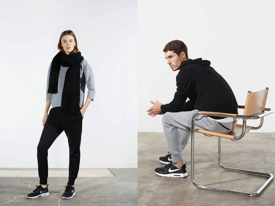 "Everlane's ""Street Fleece"" collection"