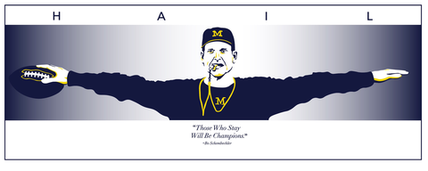 "Hart of the City's ""Ann Arbor"" shirt design"