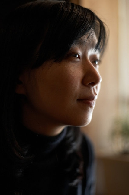 Han Kang - Photo Courtesy of The New York Times