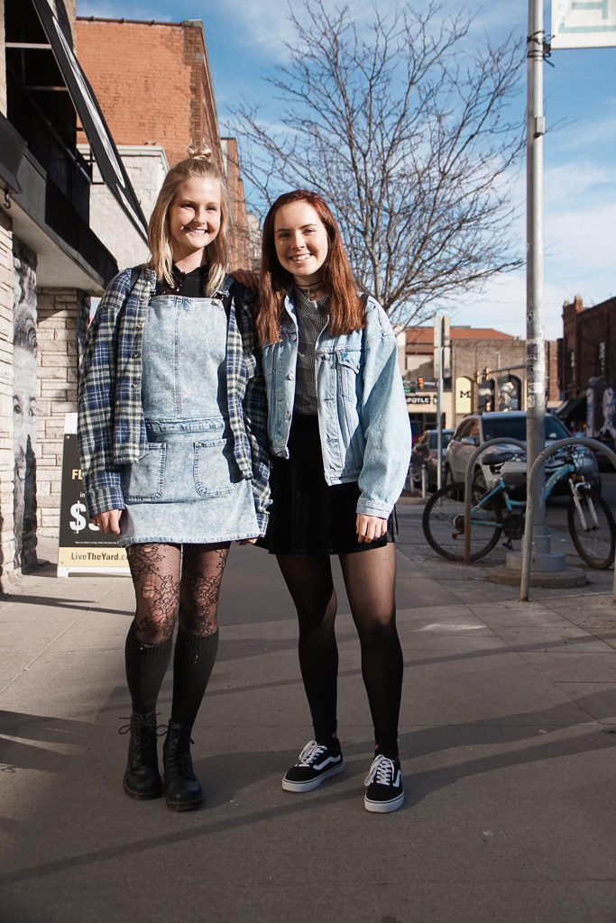Hannah McCoy & Chloe Hoye