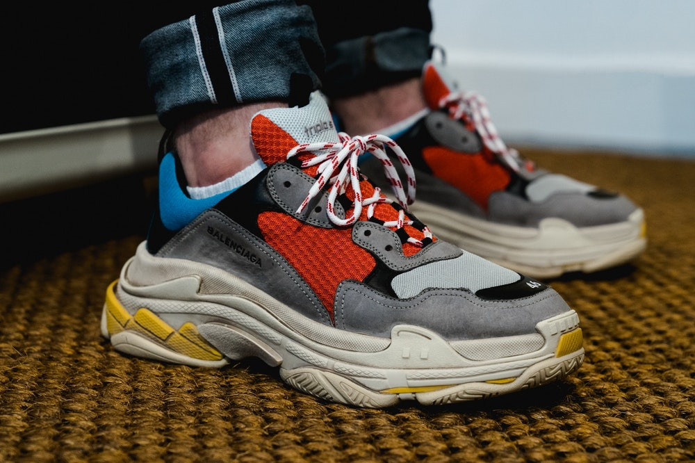 The popular Balenciaga Triple-S made waves last month when production was moved from Italy to China