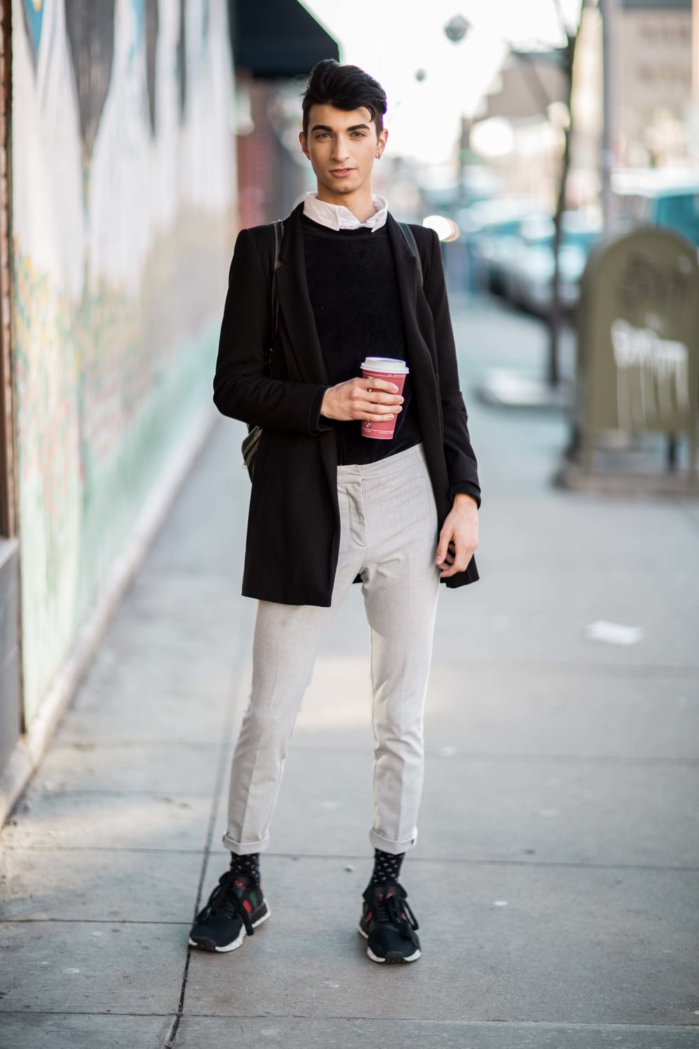 Week Of february 23rd - Street style is still alive during midterm week. Check out the best looks.