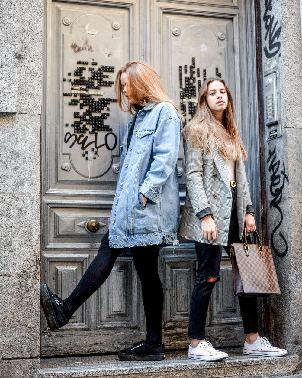 Irini Fournier & Natalia Maria Diego