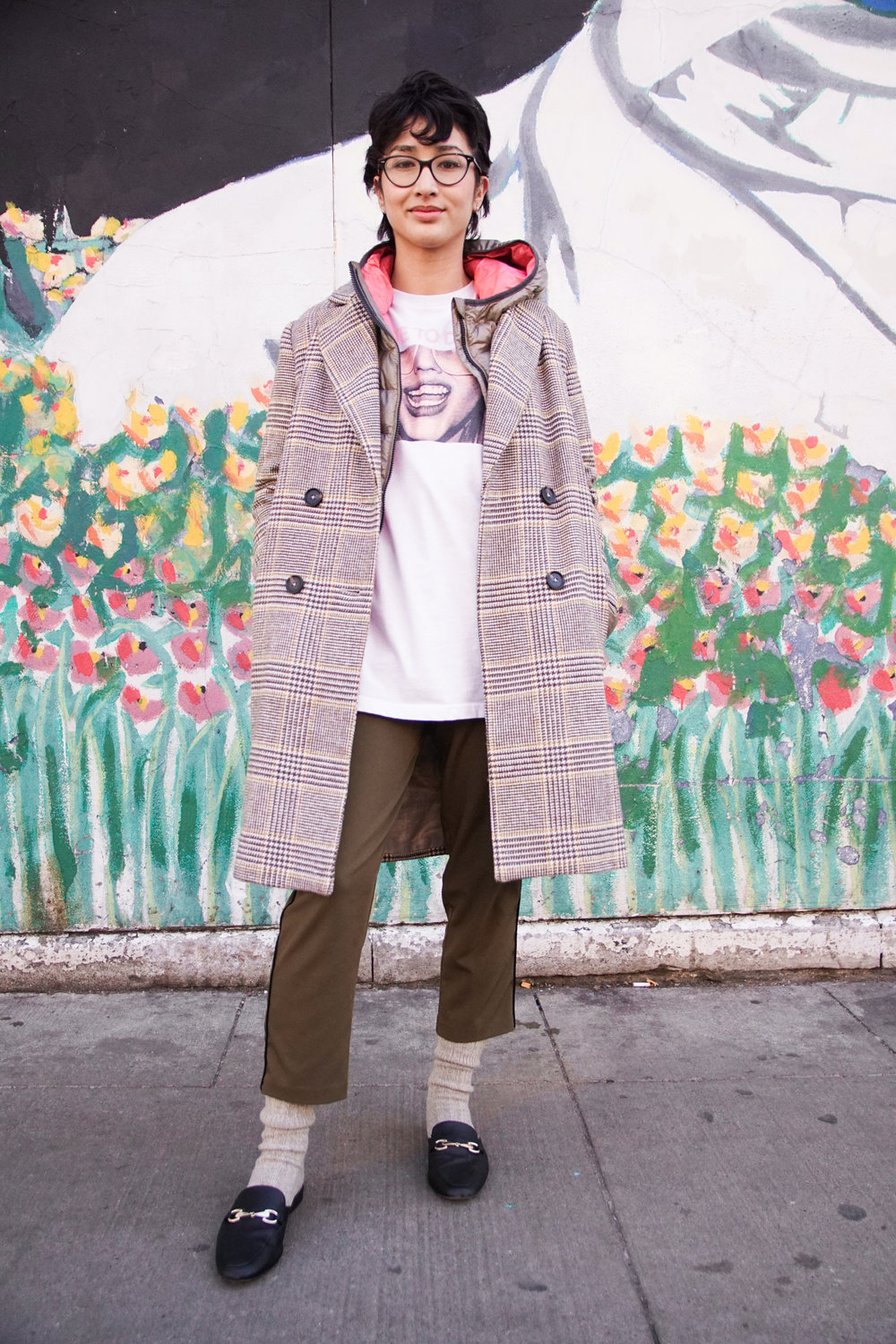 Week of march 30th - We caught our future Editor-In-Chief on the streets of AA, click to check out the look along with some other spring style inspirations.