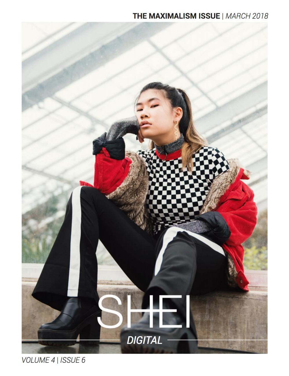 SHEI Digital // Vol. 4 Iss. 6