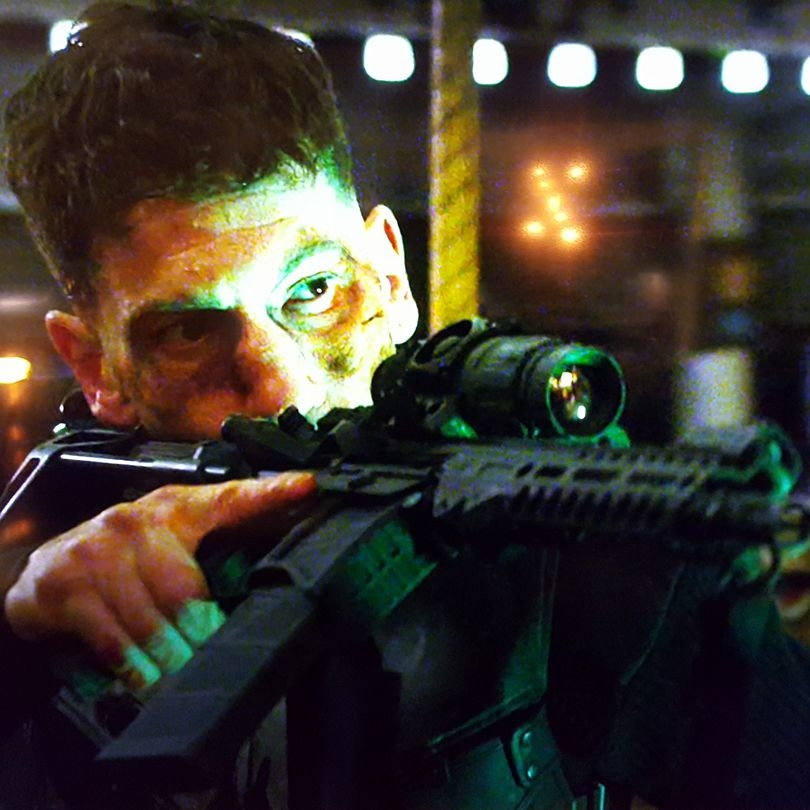 Dare Devil/The Punisher