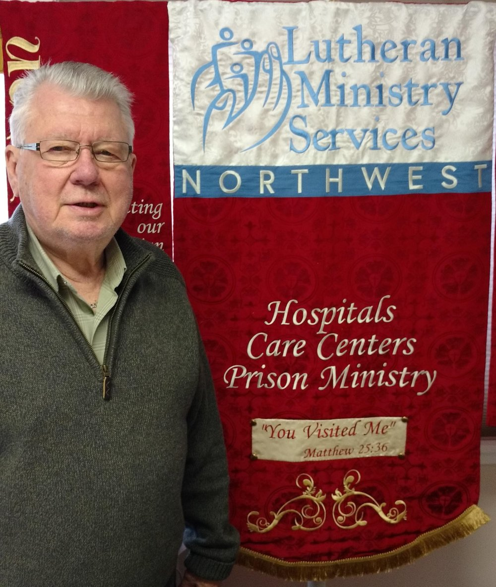 Mr. Don Sundene - Don serves as our Executive Director. In addition to his service with LMSN, Don serves as Coordinator for Prison Ministry for the Northwest District of the Lutheran Church Missouri Synod and is Contract Coordinator for Prison Ministry for the Lutheran Church Missouri Synod.