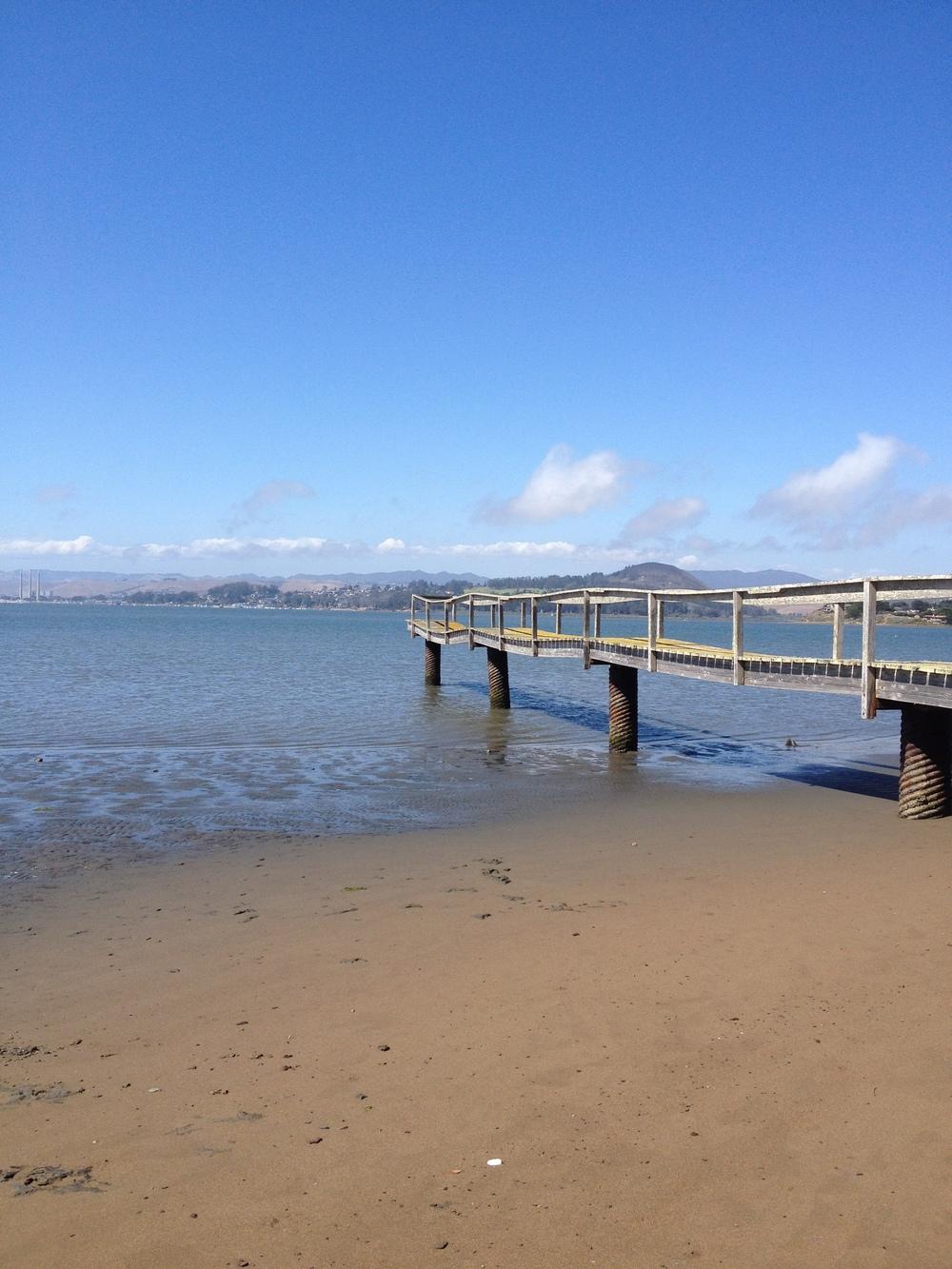 pier at morro bay
