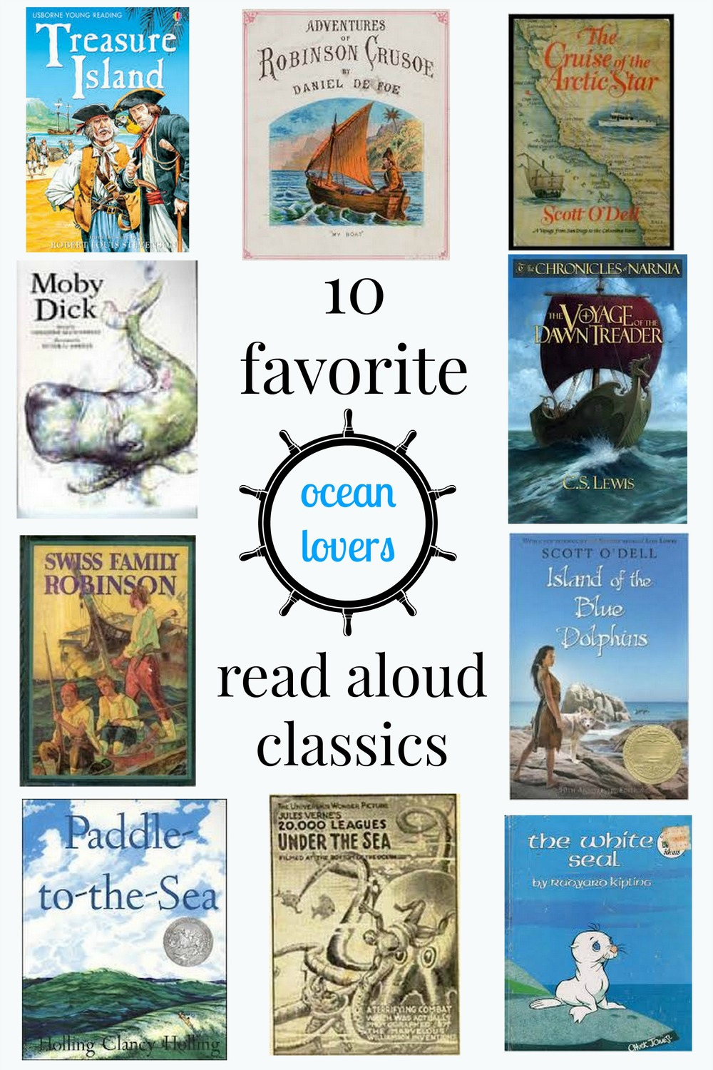 10 favorite ocean books for kids