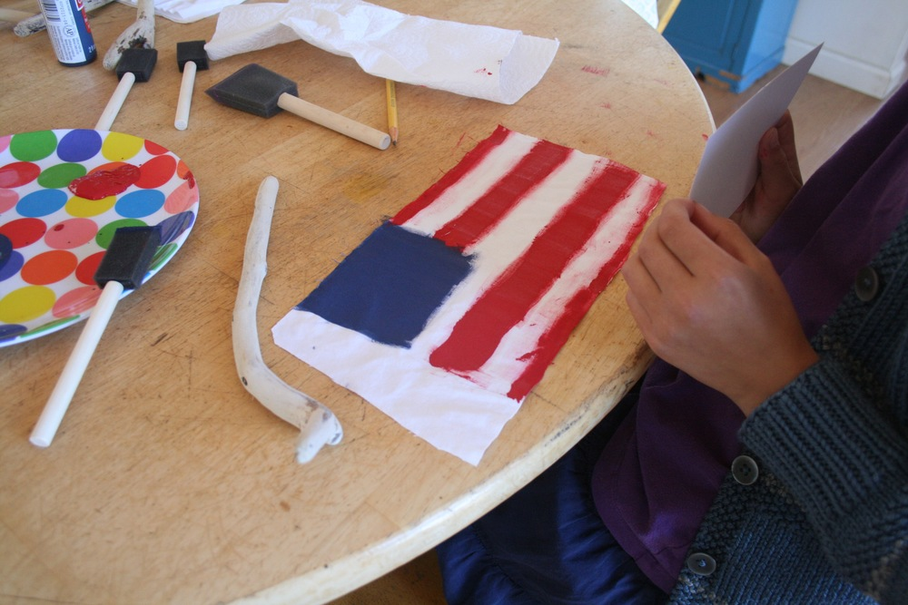 americanflagkidcraft