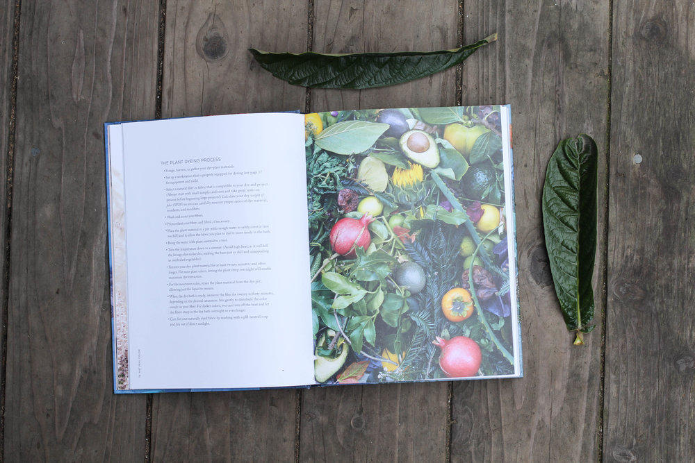 natural color book review