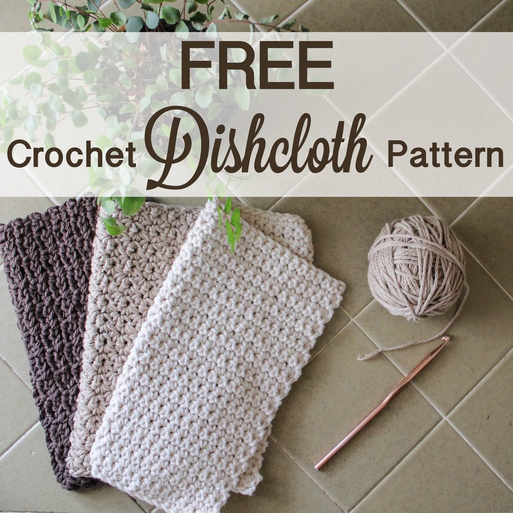 freedishclothcrochetpattern