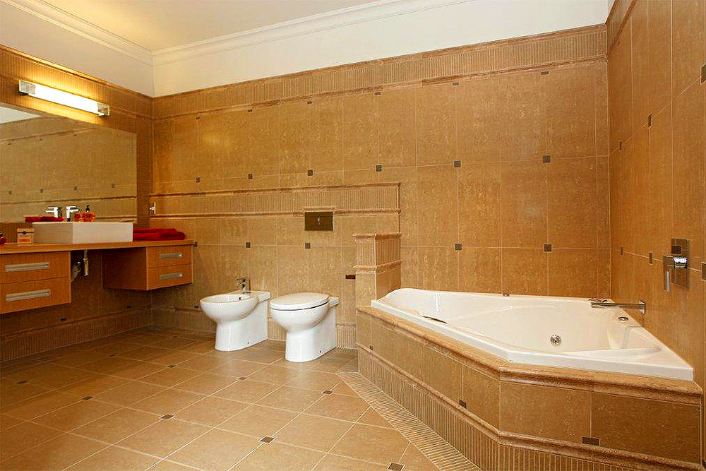 Interior Bathroom Design - Waikato