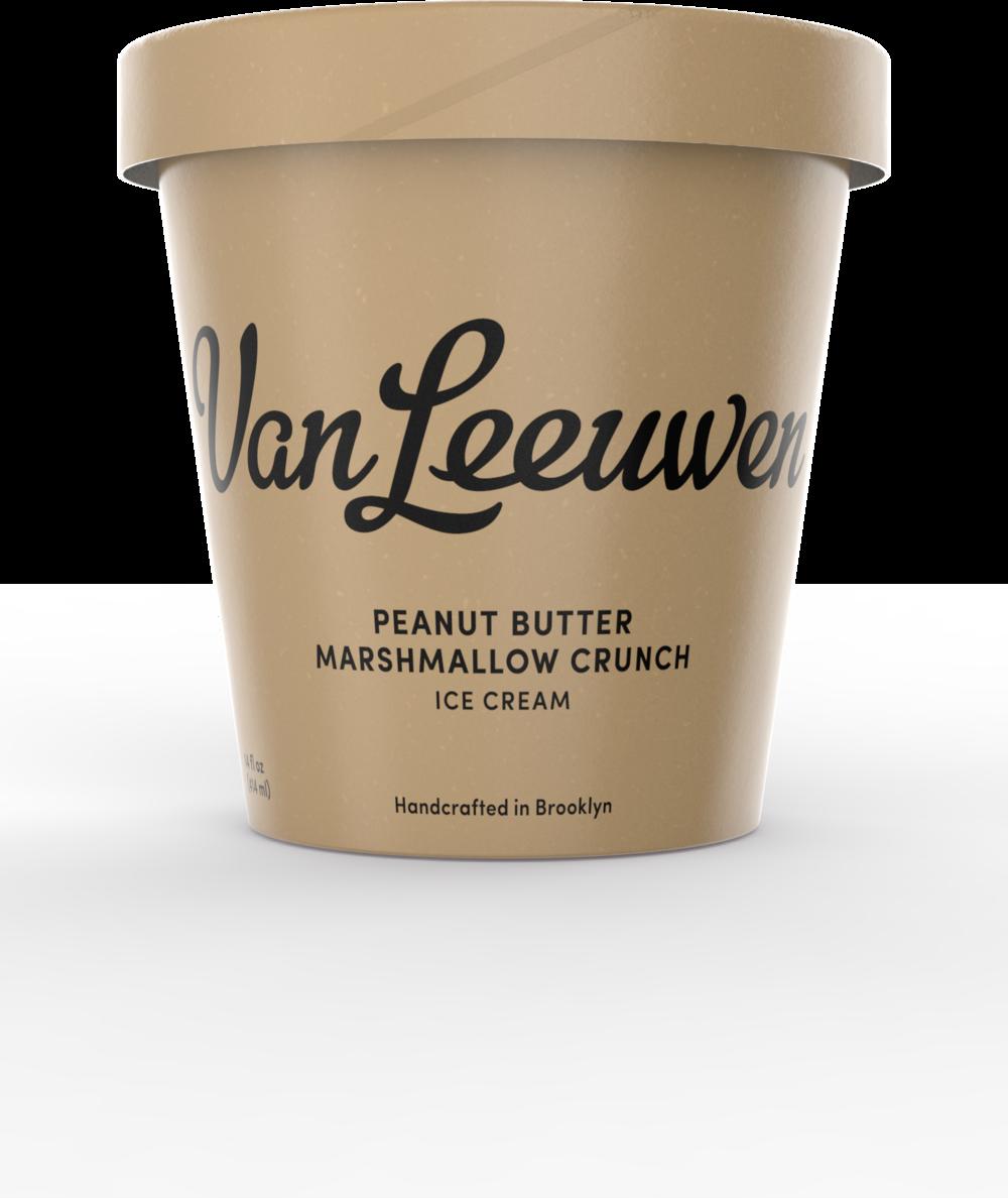 Peanut Butter Marshmallow Crunch