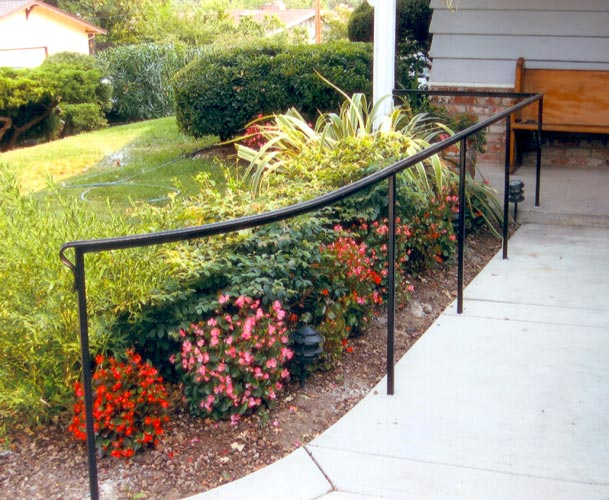 Grip Railings