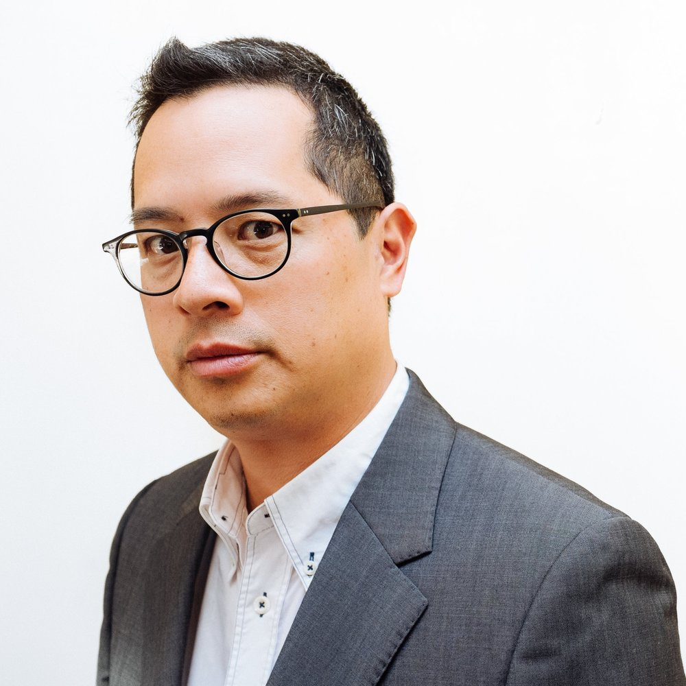 Jeff Chang, Executive Director, Institute for Diversity in the Arts