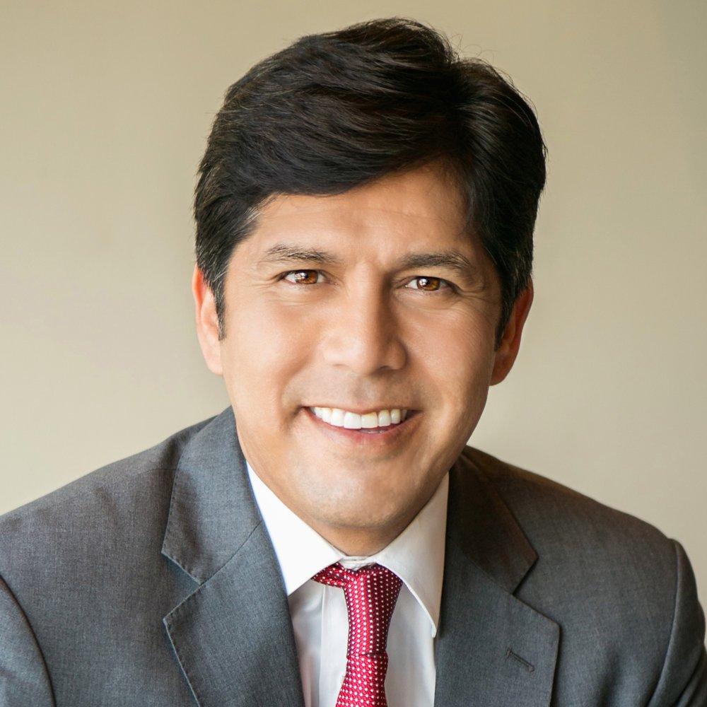 Kevin de León   President Pro Tempore of the California State Senate
