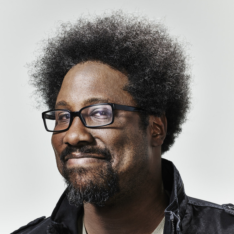 W. Kamau Bell   Comedian, Host, United Shades of America with W. Kamau Bell