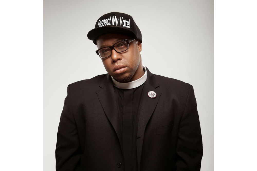 Rev. Lennox Yearwood, President and CEO, Hip Hop Caucus