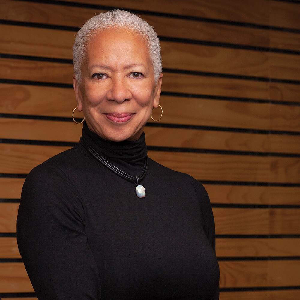 Angela Glover Blackwell, Founder in Residence, PolicyLink