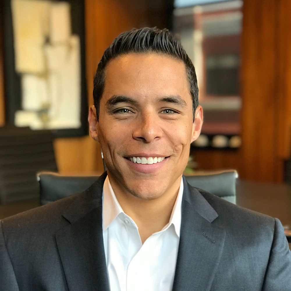 Nick Flores, Director of Impact Investing, The Caprock Group