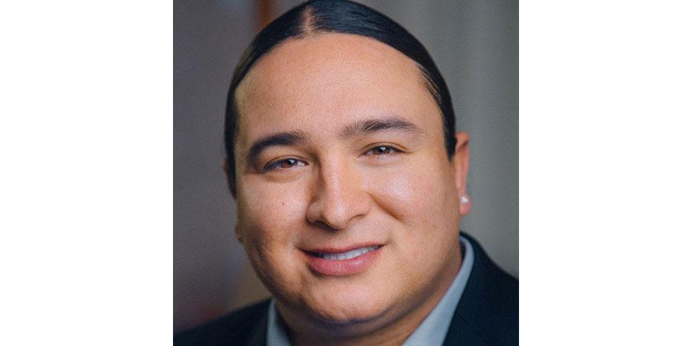 Nick Tilsen, President and CEO of NDN Collective, and Oglala Lakota Tribal Member