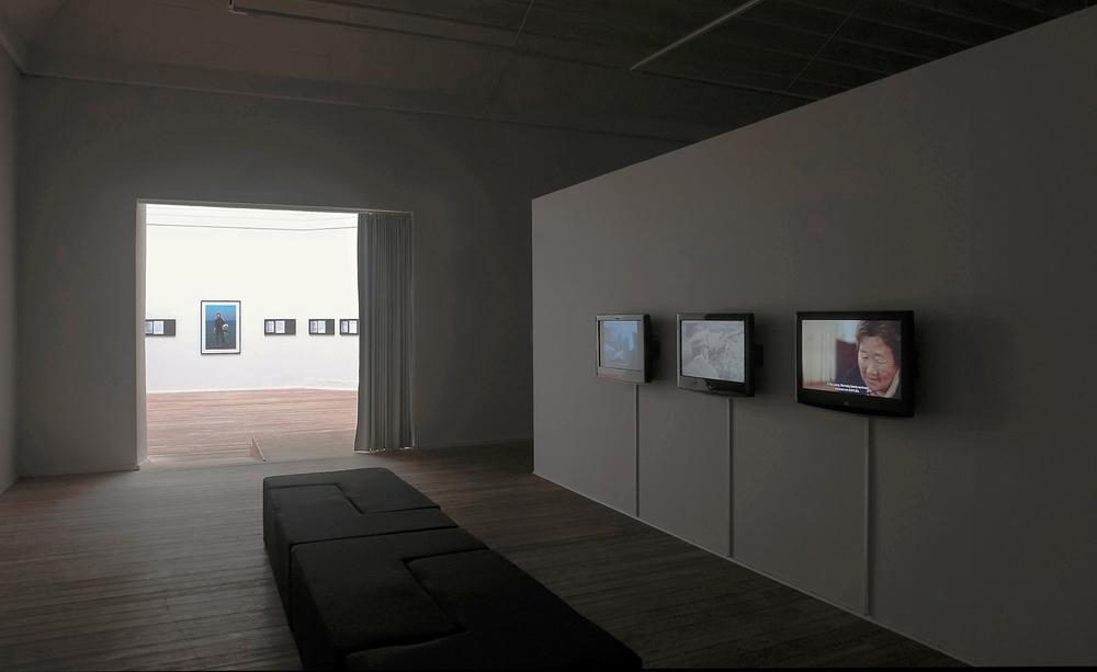 Installation view: Aarhus Kunstbygning, Denmark, 2011