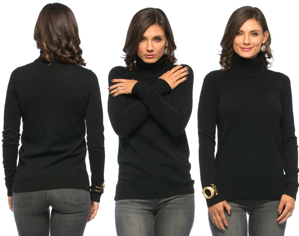Christopher Fischer ALENE Turtleneck