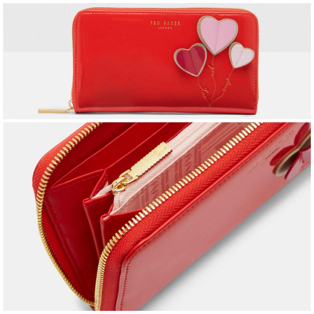 TILDA Heart Wallet $159