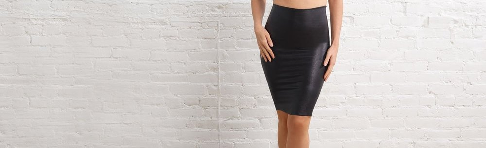 Faux Leather Perfect Pencil Skirt