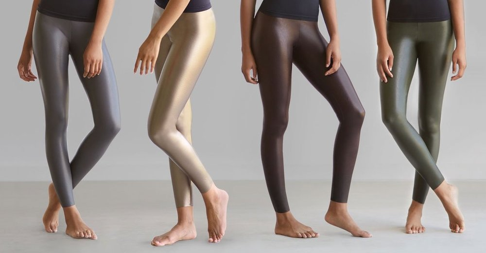 ed2c8922f60fd Dress them up, or go for a relaxed look, Commando's faux leather leggings  are so versatile they can be styled with anything in your fall wardrobe.